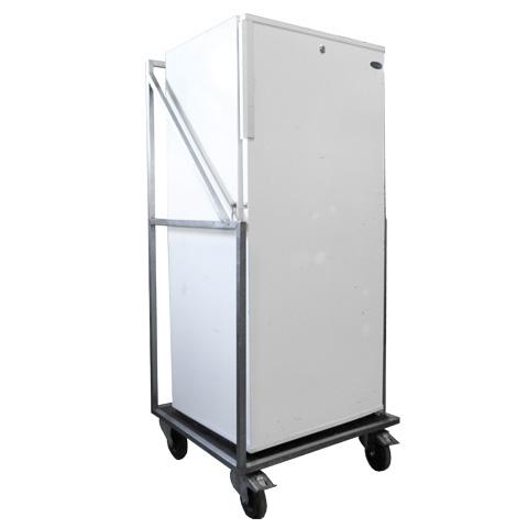 Koelkast  500 liter  in transportkar