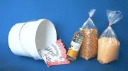 Emmer popcorn ingredienten (200 porties)