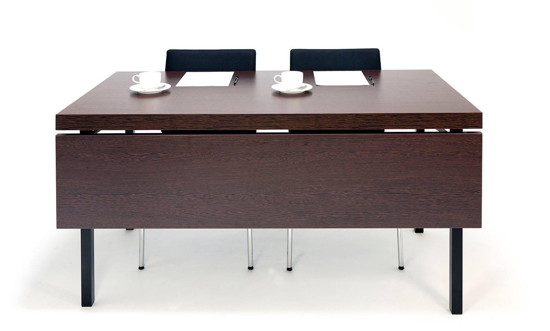 Vergader ( klap) luxe 140 x 80 cm+ beenschot