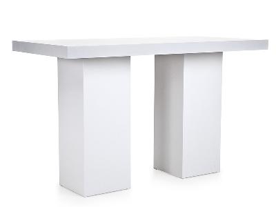 Lounge Statafel  dubbel 180 x 80 x 110 cm