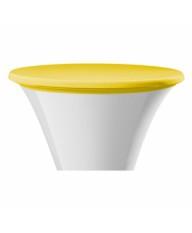 Topcover geel