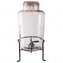 Dispenser/wekpot 8 liter met tapkraantje