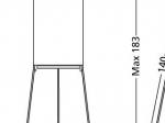 Flipover standaard excl. Papier