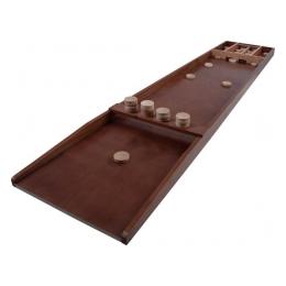 Sjoelbak Longfield (wedstrijd model)200 x 40  cm