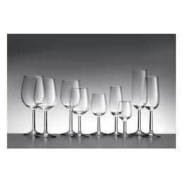 Glazen luxe Bouqette