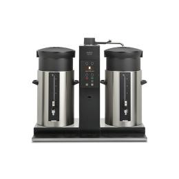 Koffiemachine  2 x 20 liter ( vast water aansluiting) 32 amp 9200 watt