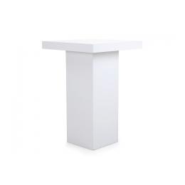 Lounge Statafel  80 x 80 x110 cm