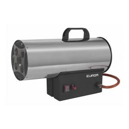 Heteluchtkanon 15.000 kw (excl. gas)