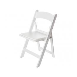 Wedding chair wit opklapbaar