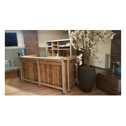 Steigerhouten meubelen ROBUUST