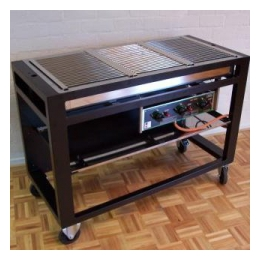 Gasbarbeque/Lavagrill BBQ 110 x 50 cm (excl. Gas)