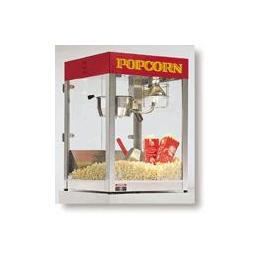 Popcorn apparaat groot (1150 watt)