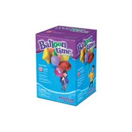 Heliumtank voor 50 ballonnen (inclusief 50 ballonen en lint) (wegwerptank)