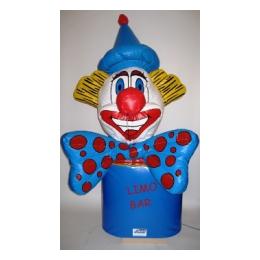 Ranja Clown incl. 100 bekers en fles ranja