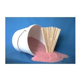 Emmer suikerspin ingredienten (200 porties)