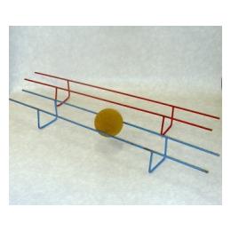 Doorgeefbal 2 stuks + 1 bal