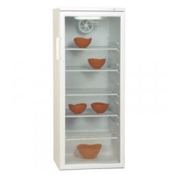 Koelkast glasdeur 230 liter 135 x 55 cm ( kunnen niet in een personen auto en mag niet op aanhanger vervoerd worden)