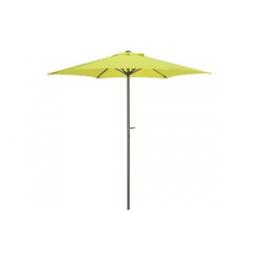 Parasol 250 cm lime groen + voet