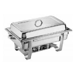 1/1 Chafing dishes rechthoek (excl. bakken)