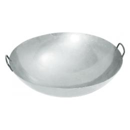 Wokpan groot 72 cm