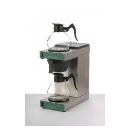 Koffiezetapparaat met 2 glazen kannen (bravilor)(2100 watt)