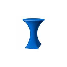 Statafelrok stretch koren blauw (beperkt voorradig)