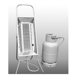 Gas straler (excl. gas) 7 kw