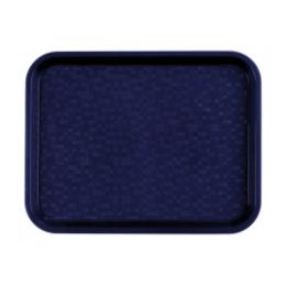 Dienblad Blauw 46 x 36 cm ( kunststof)