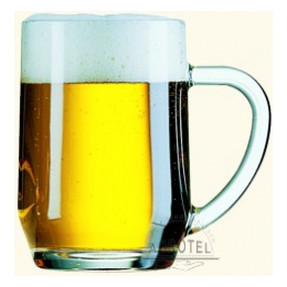 Bierpul 56 cl.(glad model)