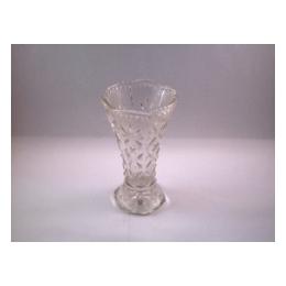 Bloemvaasje glas