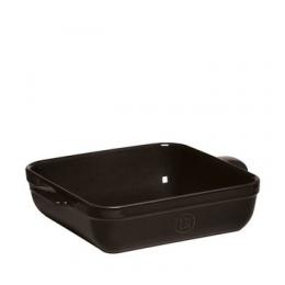 Ovenschaal zwart vierkant 23 x 23