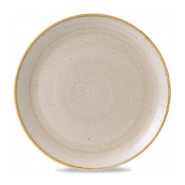 Stonecast Bord ontbijt zandkleur 21,7 cm